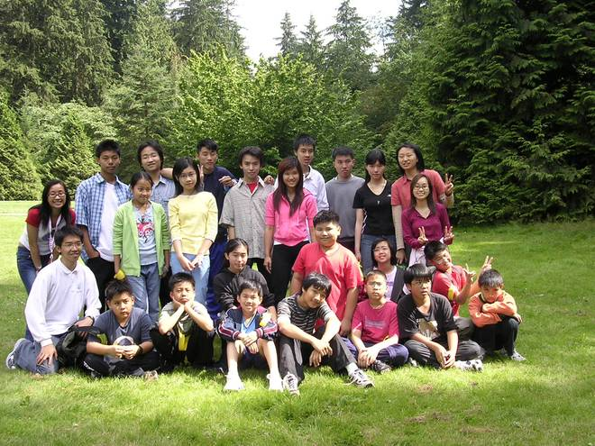 Vancouver Providence Maitreya Temple Members 14